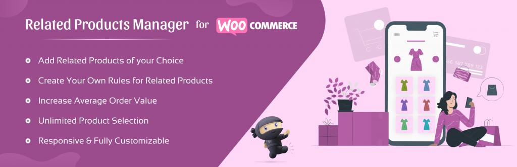 Related Products Manager for WooCommerce