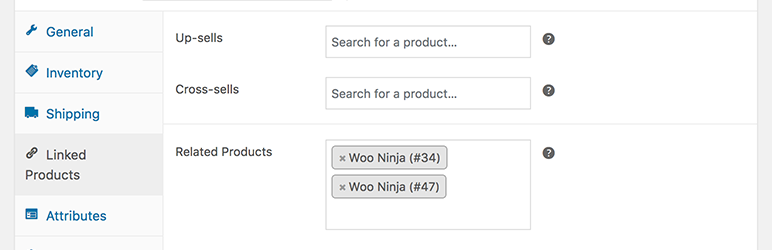 Custom Related Products for WooCommerce